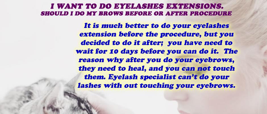 Eyelash Extensions Dallas